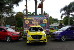Innova Community Kopdar Akbar Sumatera Di Helat Padang Panjang