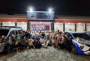 Wcc Bekasi & Gloc Gelar Baksos & Buka Puasa Bersama Di Panti Asuhan