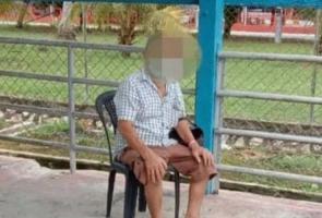 Langgar Pembatasan Sosial, Kakek Di Malaysia In Didenda Rp 17 Juta