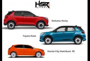 Hsr Wheels Rilis Velg Keren Untuk Deretan Mobil Baru Di Indonesia