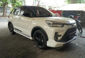Hsr Wheels Berikan Tips Ganteng Untuk Toyota Raize & Daihatsu Rocky