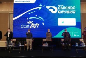 Giias 2021 Tampilkan Inovasi Teknologi Otomotif Terkini