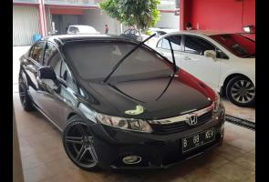 Daily Use All New Civic Fb Black!