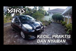 Review Toyota Yaris 1.5 S Limited 2011 Dan Test Drive - Mobil Bekas
