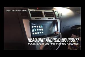 Review Head Unit Murah Meriah Skeleteon Skt-8197
