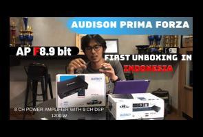 Video : Audison Prima Forza Ap F8.9 Bit Review Pertama Di Indonesia