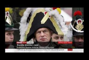 Profesor Terkenal Di Rusia Bunuh & Mutilasi Kekasihnya