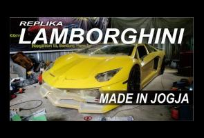 Lamborghini Made In Jogja
