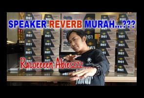 Unboxing Lineup Terbaru Reverb Acoustic Speakernya Para Juara....