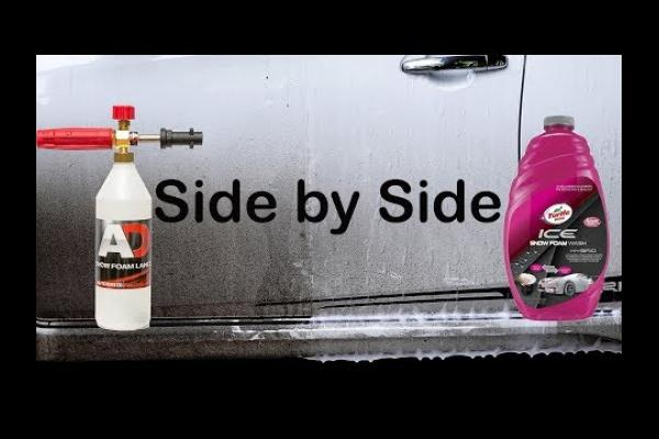 Snow Foam Test : Turtle Wax Ice Snow Foam Wash