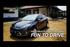 Review Ford Fiesta 1.6 Sport 2011 Dan Test Drive