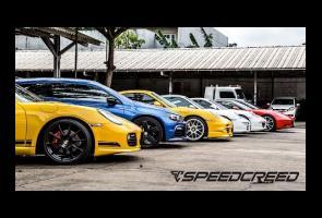 [Video] Rawat Mobil Kesayangan Ala Speed Creed!