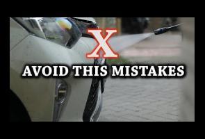 7 Kesalahan Dalam Menggunakan Pressure Washer