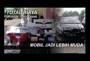 Upgrade Yaris Lama Jadi Yaris Facelift 2012