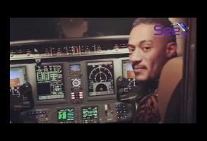 Pilot Ini Disanksi Lantaran Ijinkan Penyanyi Mesir Masuk Kokpit