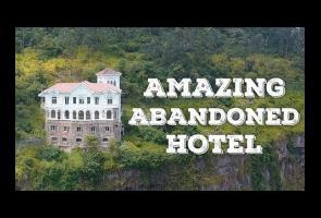 Video: Bangunan Hotel Tua Di Kolombia Ini Berhantu