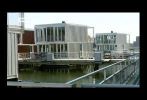 Unik, Kompleks Perumahan Di Belanda Ini Dibangun Diatas Air