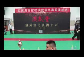 Dalam 30 Detik, Pakar Tai Chi Ini Ko Oleh Mantan Pelatih Beladiri