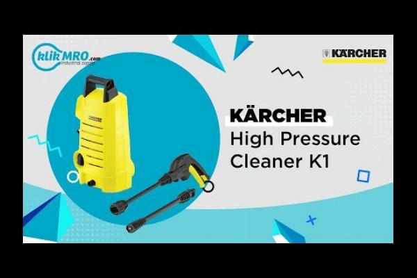 Cuci Mobil Sendiri Mudah Menggunakan High Pressure Cleaner