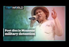 Meninggal Di Tahanan, Organ Tubuh Penyair Myanmar Ini Tak Lengkap