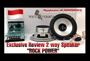 Video : Review Speaker Rock Power Yang Kini Hadir Di Indonesia