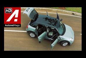 Video: Review Mobil Mini 5 Pintu