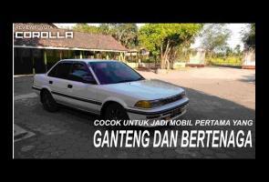 Review Toyota Corolla Twincam & Test Drive - Mobil Bekas