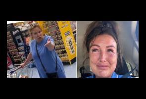 Pakai Seragam Ke Supermarket, Perawat Ini Dituduh Sebarin Kuman