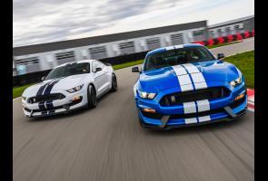 Ford Akan Pensiunkan Mustang Shelby Gt350 & Gt350r?