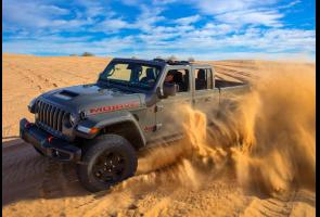 Jeep Gladiator Movaje Akhirnya Resmi Dijual Di Amerika