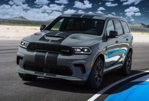 Kehabisan Waktu, Dodge Hanya Buat Durango Hellcat Selama 6 Bulan