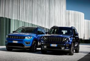 Jeep Rencanakan Crossover Listrik Yang Lebih Mungil Dari Renegade