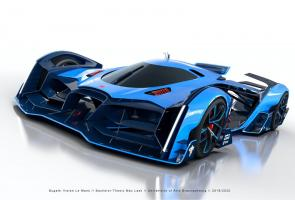 Bugatti Bisa Luncurkan Hypercar Listrik Baru Dalam Waktu Dekat