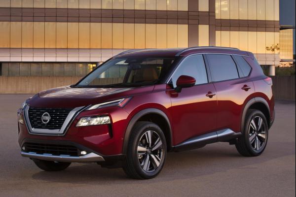 Nissan Rogue Generasi Ketiga Resmi Masuk Jalur Produksi