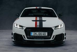 Audi Rayakan 40 Tahun Quatrro Dengan Tt Rs Super Mahal Ini