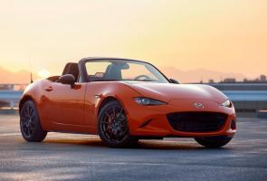 Mazda Ungkapkan 76% Pembeli Miata Mx-5 2019 Pilih Transmisi Manual