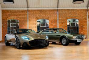 Aston Martin Rayakan 50 Tahun Film James Bond Dengan Dbs Spesial