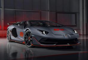 Lamborghini Resmi Bawa 2 Model Spesial Ke Pebble Beach