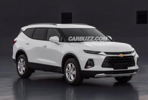 Chevrolet Blazer Akan Makin Panjang Dan Lega Dengan Varian Xl Baru