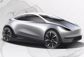 Inikah Model Baru Tesla Yang Akan Dirancang Di China?