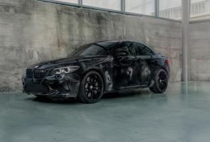M2 Competition Berubah Jadi Art Car Terbaru Bmw
