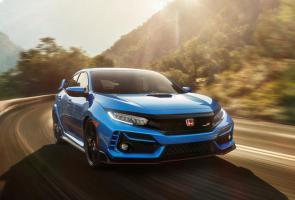 Honda Pertimbangkan Tenaga Listrik Untuk Civic Type R Generasi Baru