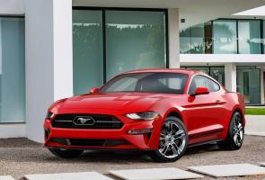Roush Racik 2 Performance Kit Untuk Ford Mustang Bermesin Ecoboost