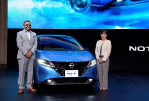 Nissan Luncurkan Note Listrik Baru Di Jepang