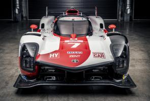 Ini Dia Mobil Balap Le Mans Terbaru Dari Toyota, The Gr010