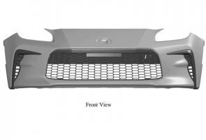 Paten Ini Perlihatkan Desain Bumper Depan Toyota 86 Generasi Baru