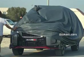 Spyshot: Nissan Patrol Nismo Facelift Tampil Tanpa Kamuflase