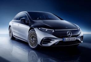 Mercedes-Benz Eqs Resmi Meluncur, Ini Berbagai Macam Detailnya