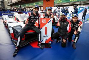 Hypercar Terbaru Toyota Raih Podium Pertama Di 6 Hours Of Spa