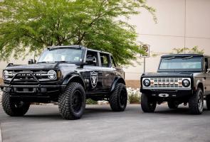 Ford Bronco Badlands Raiders Edition Pertama Akan Segera Dilelang